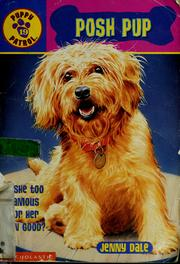 Cover of: Posh pup