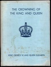 Cover of: The crowning of the King and Queen