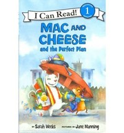 Cover of: Mac and Cheese and the perfect plan