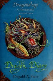 Cover of: The dragon diary