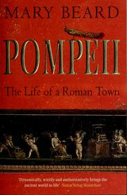 Cover of: Pompeii
