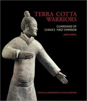 Cover of: The Terracotta warriors