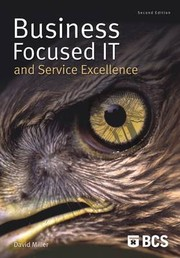 Cover of: Business-focused IT and service excellence