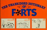 Cover of: The unabridged dictionary of f*rts