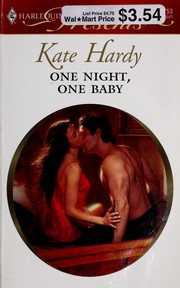 Cover of: One night, one baby