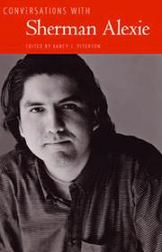 Cover of: Conversations with Sherman Alexie