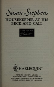 Cover of: Housekeeper at His Beck and Call