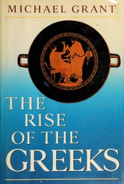 Cover of: The Rise of the Greeks