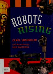 Cover of: Robots rising