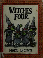 Cover of: Witches Four