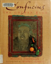 Cover of: Confucius: the golden rule