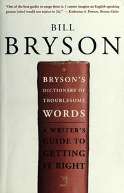 Cover of: Penguin dictionary of troublesome words
