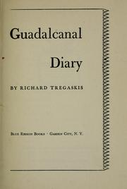 Cover of: Guadalcanal diary