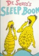 Cover of: Dr. Seuss's sleep book