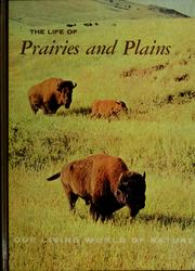 Cover of: The life of prairies and plains