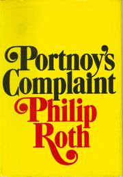 Cover of: Portnoy's Complaint