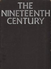 Cover of: The nineteenth century: the contradictions of progress.