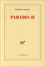 Cover of: Paradis II