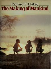 Cover of: The making of mankind