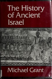 Cover of: The history of ancient Israel
