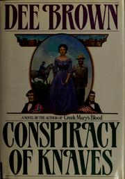 Cover of: Conspiracy Of Knaves
