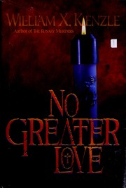 Cover of: No greater love