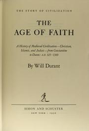 Cover of: The age of reason begins