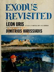 Cover of: Exodus revisited