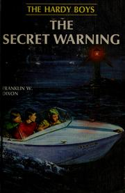 Cover of: The secret warning
