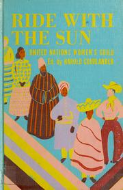 Cover of: Ride with the sun