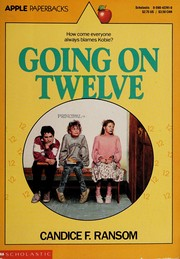 Cover of: Going on Twelve