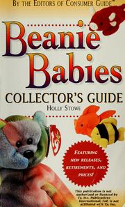 Cover of: Beanie Babies collector's guide