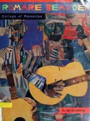 Cover of: Romare Bearden