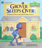 Cover of: Grover sleeps over