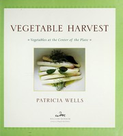 Cover of: Vegetable Harvest