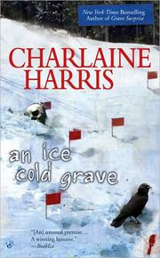 Cover of: An ice cold grave
