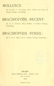 Cover of: The Cambridge natural history