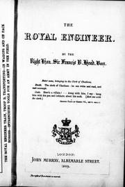 Cover of: The royal engineer