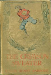 Cover of: The Crimson Sweater