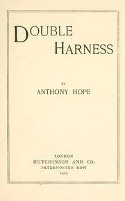 Cover of: Double harness