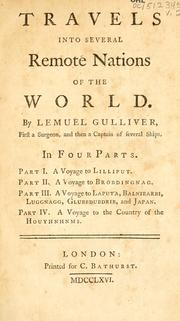 Cover of: The prose works of Jonathan Swift