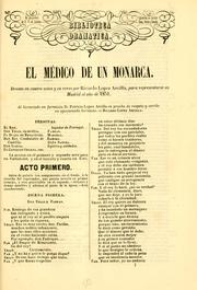 Cover of: El médico de un monarca