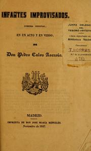 Cover of: Infantes improvisados