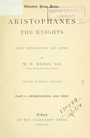 Cover of: Knights