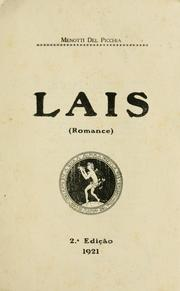 Cover of: Lais