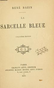 Cover of: La sarcelle bleue