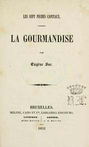 Cover of: [Le docteur Gasterini]