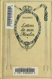 Cover of: Lettres de mon moulin