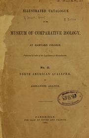 Cover of: North American acalephae