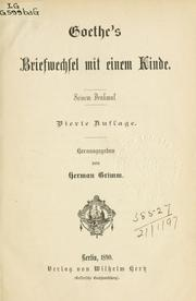 Cover of: Briefe - von Arnim